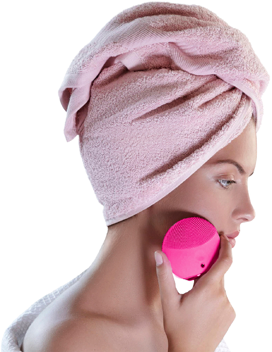 Foreo Luna Mini 3 Facial Cleansing Brush Fuchsia
