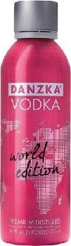 Vodka Danzka Pink 1L