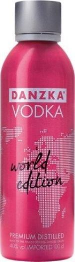 DANZKA Pink Vodka 1L