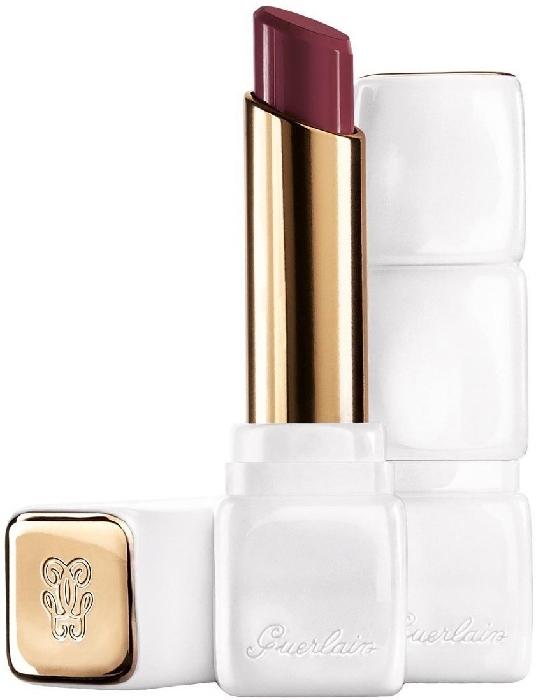 Guerlain KissKiss Roselip Lipstick N374 Wonder Violette 2.8g