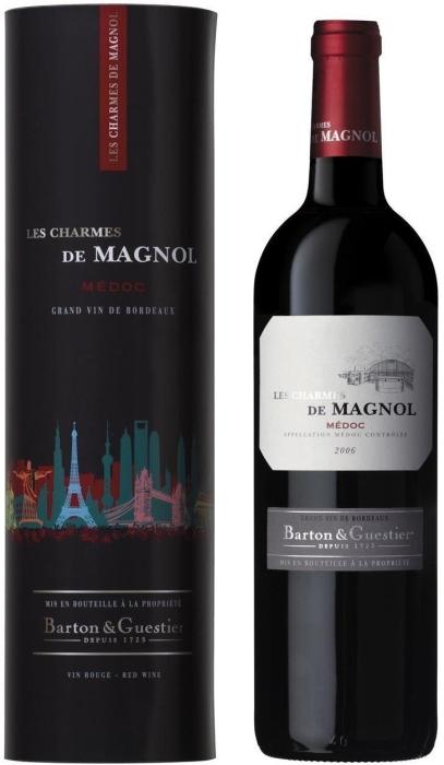 Barton&Guestier Les Charmes de Magnol Dry Rose 0,75L