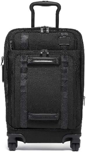 Tumi MERGE International Front Lid 4 Wheel Carry-on Suitcase, Black 022028660D21041