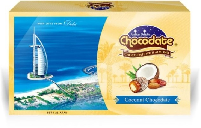 Chocodate Exclusive Coconut 150g