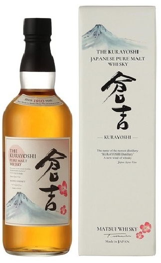 Kurayoshi Malt Whisky, giftbox 0.7L