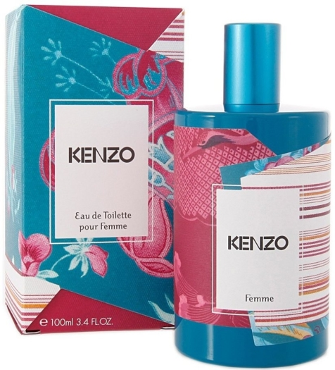 Kenzo Once Upon a Time Femme EdT 100ml