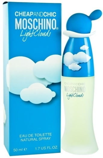 Moschino Cheap&Chic Light Clouds EdT 50ml