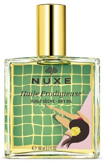 Nuxe Huile Prodigieuse Body Oil 2020 Yell 100 ml
