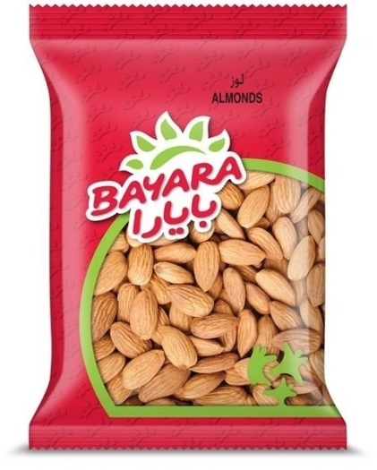Bayara Shelled Almonds 1kg