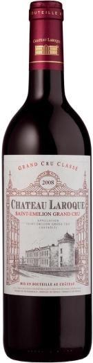 Chateau Laroque Saint-Emilion AOC Grand Cru Classe 0.75L