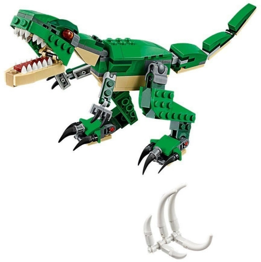 LEGO System AS, line Lego Creator, mighty dinosaurs