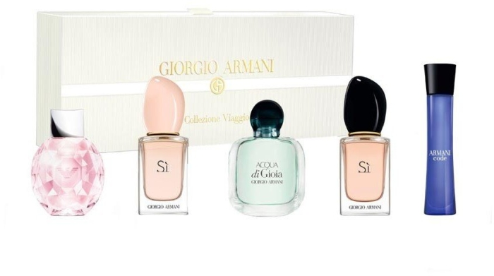 Giorgio Armani Women Miniature Set EdP
