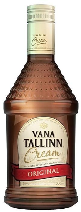 Vana Tallinn Cream Liqueur 16% 0.5L
