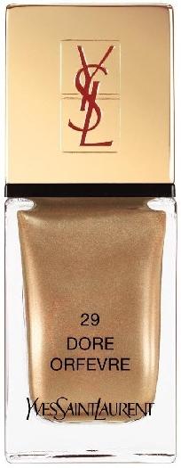Yves Saint Laurent La Laque Couture N29 Or 10ml