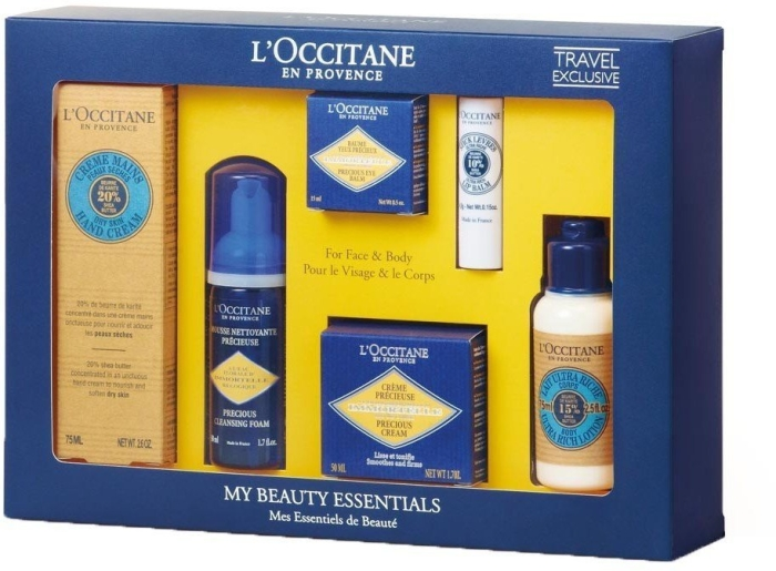 L'Occitane en Provence Face and Body Premium Set