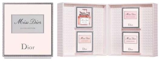 Dior Coffret Miss Dior La Collection EdP 4x5ml