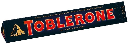 Toblerone 43639 Dark 100G