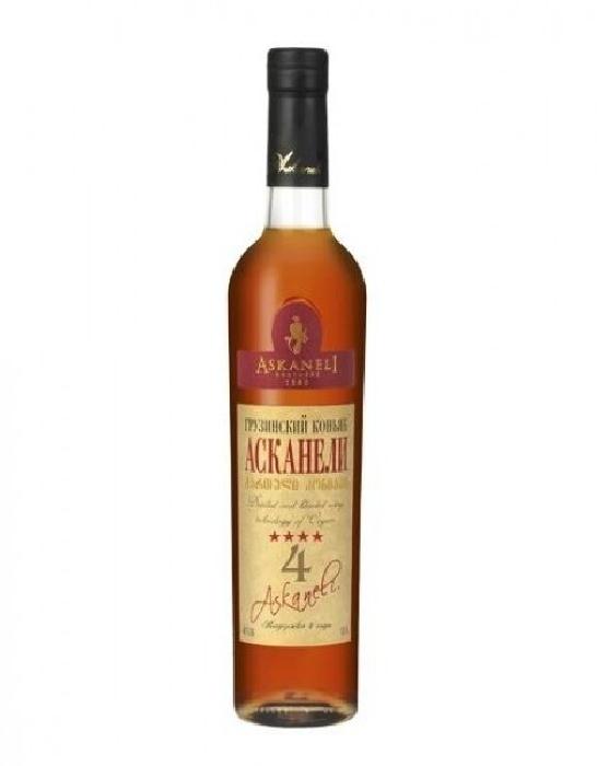 Askaneli Brandy 4 YO 40% 0,5L
