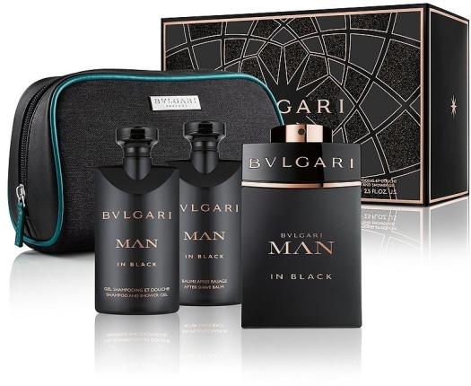 Bvlgari Man in Black Set 100ml + 75ml + 75ml