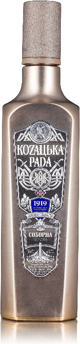 Kozatska Rada Kozatska Soborna 40% 0.5L