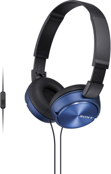 Sony MDR-ZX310AP Blue