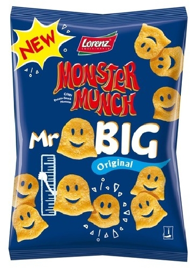 Lorenz Monster Munch Original Mr. Big 160g
