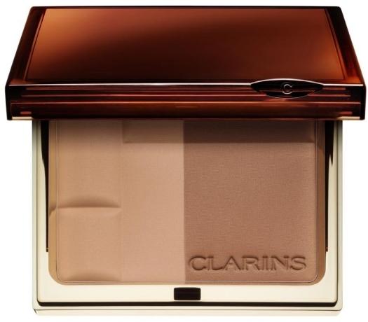 Clarins Sun Powder Duo Bronzin Duo N2 Medium 10g
