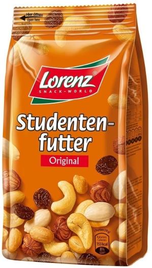 Lorenz Studentenfutter Original 200 g