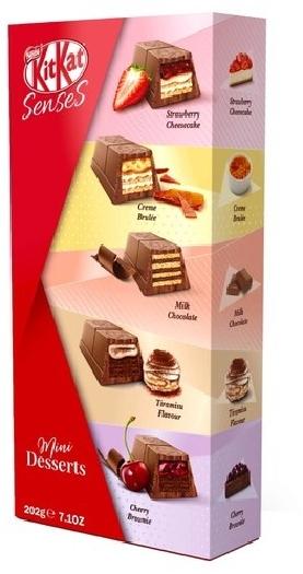 KitKat Senses Mini Desserts 202g