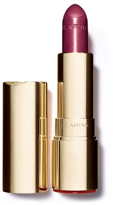 Clarins Joli Rouge Brillant Lipstick #744S - Soft Plum 3.5g