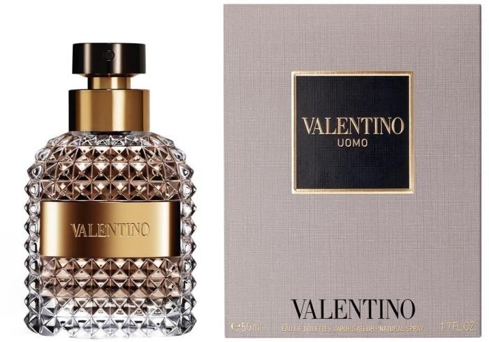 Valentino Uomo Eau de Toilette EdT 50ml
