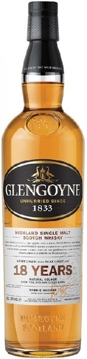 Glengoyne 18 Year Old 40% Whiskey 1L