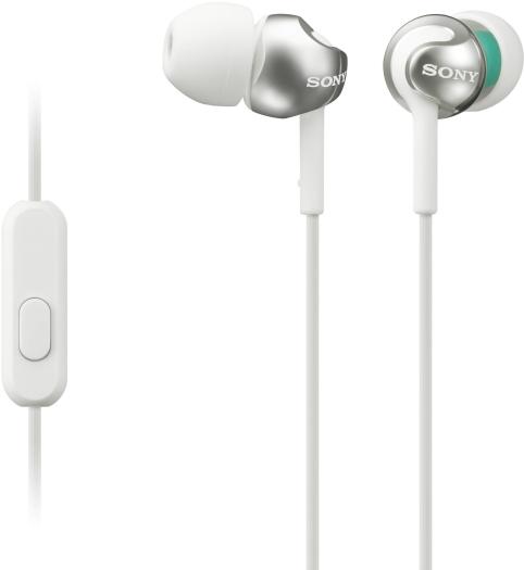 Sony MDR-EX110AP White
