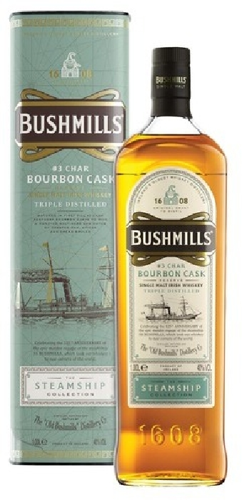 Bushmills Ste BouCask 40% 1L