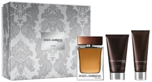 Dolce&Gabbana The One for Men Set EdT 100ml + 75ml + 50ml