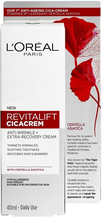 L'Oreal Paris Revitalift Cicacream 40ml