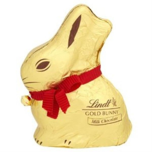 Lindt Gold Bunny Milk Chocolate 200g