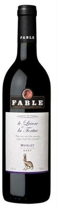 Fable Merlot 0.75L