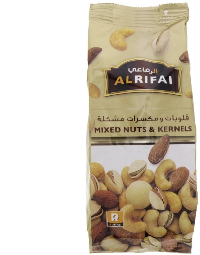 Al Rifai Mixed Nuts Kernels 200g