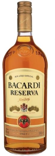 Bacardi Reserva 40% 1L