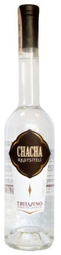 Tbilvino Chacha Rkatsiteli 0.5L
