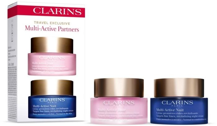 Clarins Multi Active Partners Set
