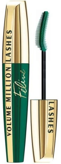 L'Oreal Volume Million Lashes Feline, black 9 ml