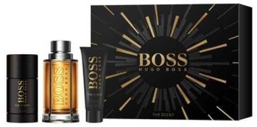 Boss The Scent For Him Set EdT 100ml + 75ml + 50ml