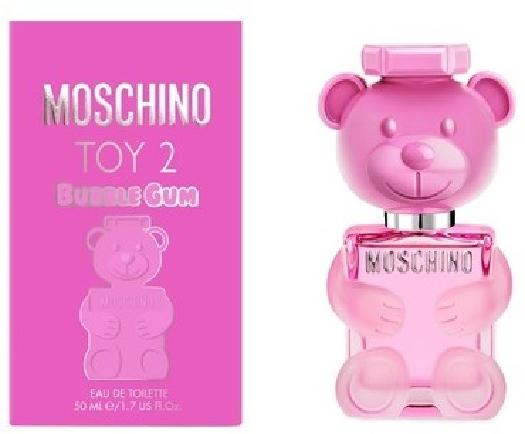 Moschino Toy2 Bubble Gum Eau de Toilette 50ML