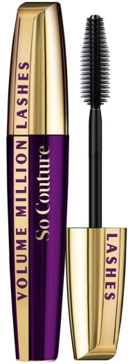 L'Oreal Volume Million Lashes So Couture Black 10ml