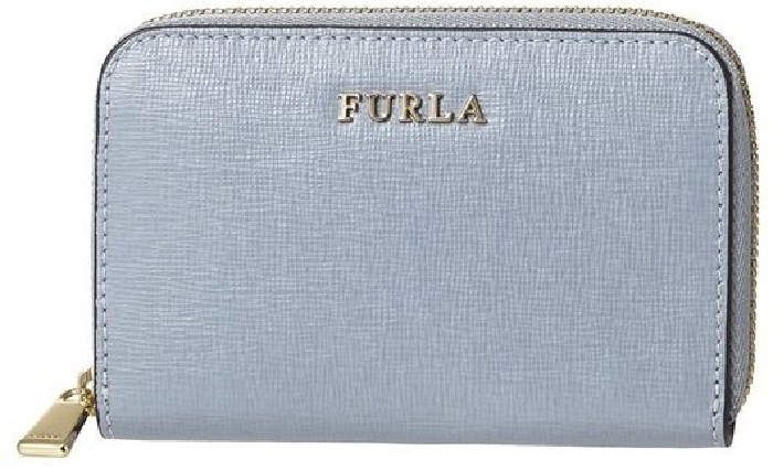 Furla Key holder Babylon 904819 Light blue