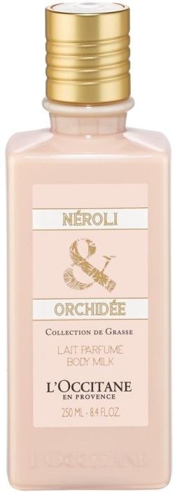 L'Occitane en Provence Collection de Grasse Neroli Orchidee Body Milk 250ml