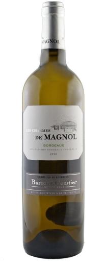 Barton&Guestier Les Charmes de Magnol Bordeaux Blanc 0,75L