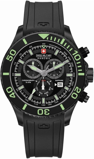 Swiss Military Hanowa 06-4226.13.007 Men's Watch