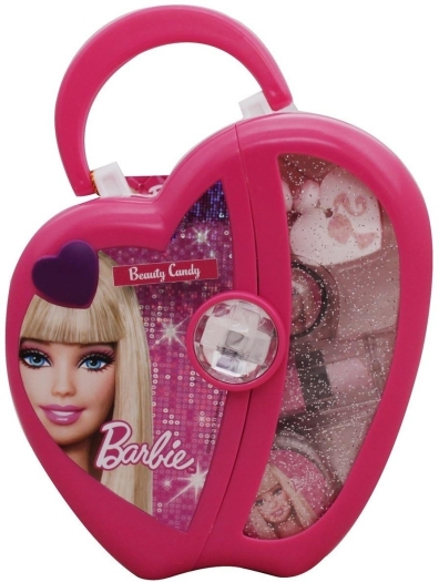 Barbie Beautysalon with candies